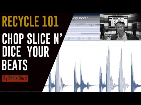 HOW TO: use Propellerheads Recycle to Chop Beats!