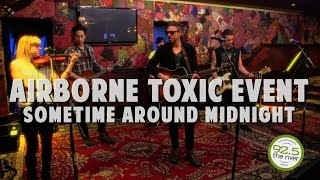 The Airborne Toxic Event perform