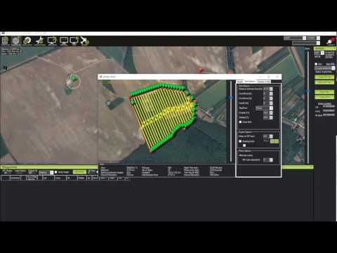Mapping UAV Guide - Auto take off and landing for fixed wing