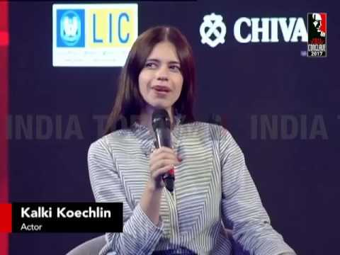 Kalki Koechlin On Her Experience Shooting In Pakistan For 'Azmaish'   India Today Conclave 2017