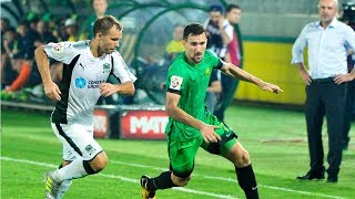 Скачать Анжи Краснодар Обзор матча
