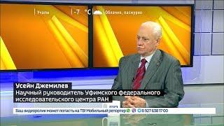 Смотреть видео Вести. Интервью - Усейн Джемилев онлайн