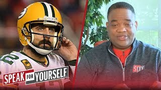 This will be Aaron Rodgers' final season in Green Bay — Jason Whitlock | NFL | SPEAK FOR YOURSELF