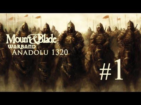 Mount And Blade - Warband / Anadolu 1320 Modu (Türkçe) [BİTTİ]