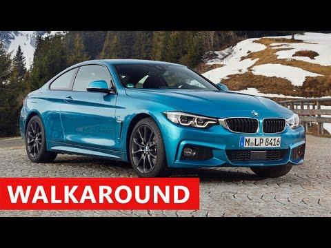 2018 BMW 4 Series Coupe (440i) Interior & Exterior - Test ...