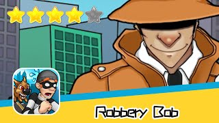 Robbery Bob Summer Camp Level 01 Walkthrough Prison Bob Recommend index four stars