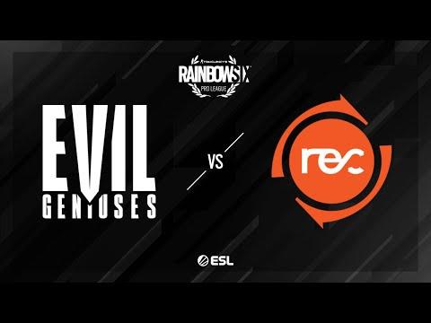 Evil Geniuses vs Team Reciprocity vod