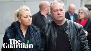 Harry Dunn's mother speaks after Anne Sacoolas is charged over son's death