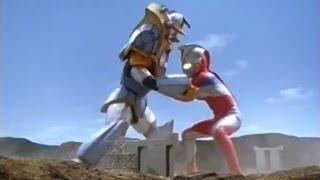 Ultraman Cosmos Episode 4
