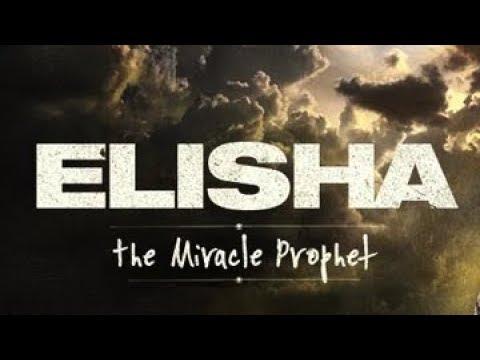 Eric Paul Dorman Elisha's Moment