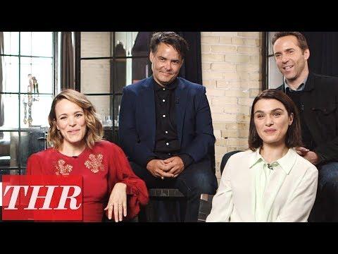 "Rachel Weisz & Rachel McAdams on ""Forbidden Love Story"" in 'Disobedience' | TIFF 2017"