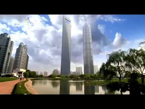 Shanghai World Financial Center video (2)