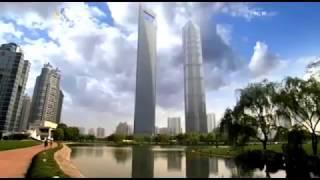 Shanghai World Financial Center video (2)