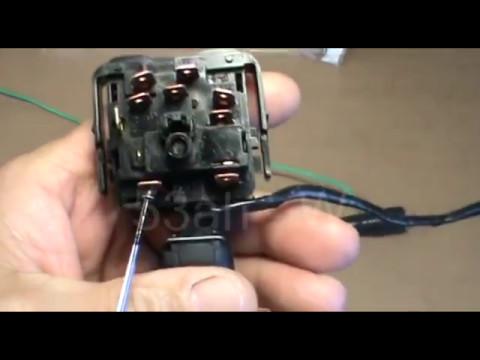 видео: Проверка переключателя стеклоочистителя ВАЗ, передний привод.