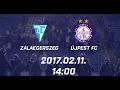 Zalaegerszeg - Újpest | 2017.02.11. | PROMO