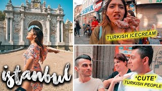 the ONLY 'ISTANBUL VLOG' you need to watch | Larissa D'Sa