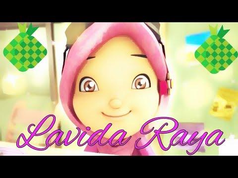 LAVIDA RAYA (Boboiboy Galaxy ver.)