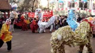 Mak Fai Washington Kung Fu Club - Republic of China Flag Raising Ceremony