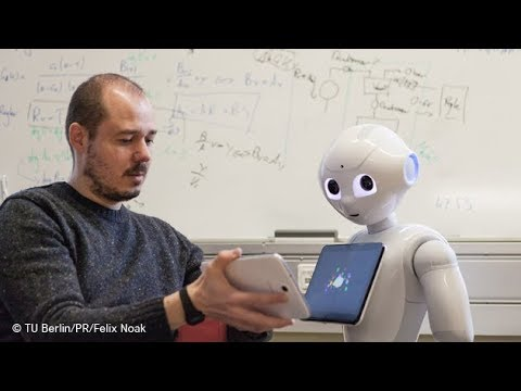 Artificial intelligence and machine learning - Queen's Lecture 2017 by Zoubin Ghahramani