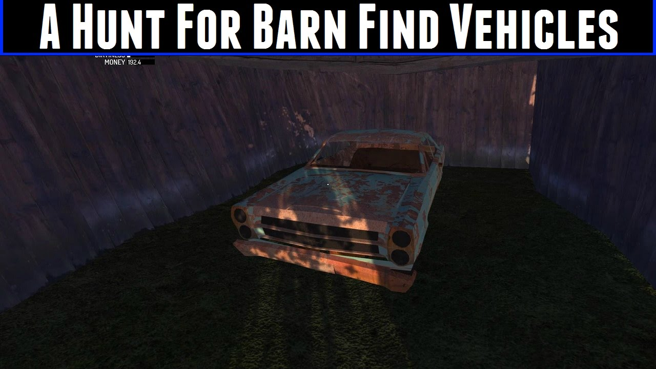 A Hunt For Barn Find Vehicles My Summer Car Part 20