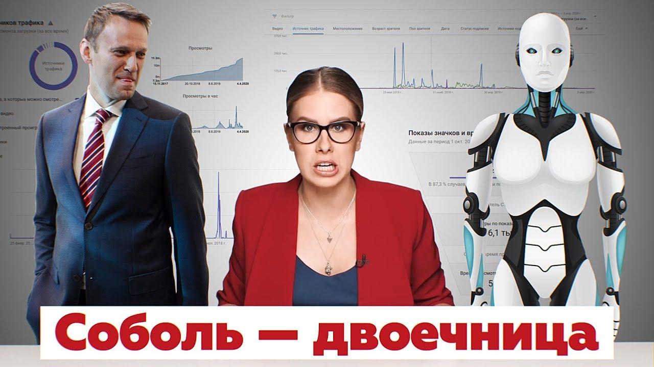 Любовь Соболь врёт: вся правда о просмотрах RT, клевета на Маргариту Симоньян