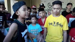 Laglagan Rap Battle League - Rusty J Vs Cast ( MABUHAY CITY PALIPARAN )