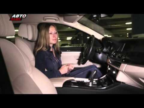 KIA Quoris vs BMW 5 Выбор есть