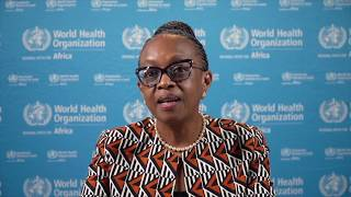 Dr. Moeti, WHO AFRO at the One by One: Target 2030 UHC Webinar
