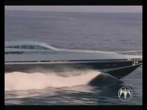 Charter Baglietto 115 Blue Princess Star