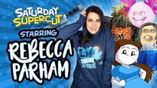 Annoying Orange - Rebecca Parham Supercut!
