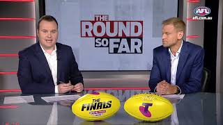 'It's the worst game I've seen him play' | The Round So Far | Finals Week Three, 2018 | AFL
