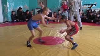 Турнире по вольной борьбе, на призы кандидата в мастера спорта Байрамова Ибрагима.
