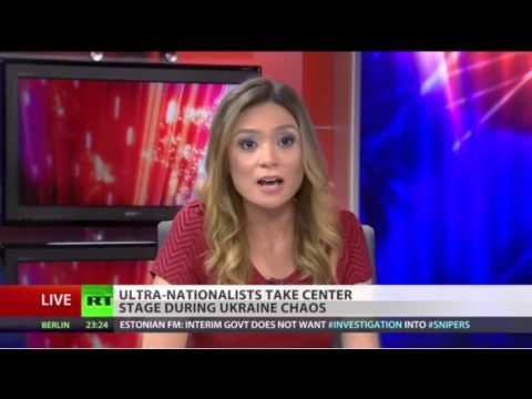 Russia Today Anchors dc Based Russia Today Anchor