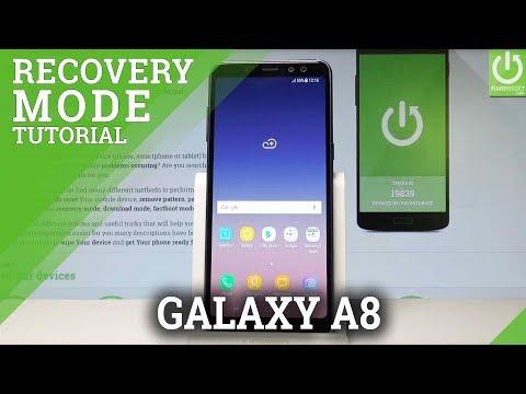 Recovery Mode SAMSUNG Galaxy A6 - HardReset info