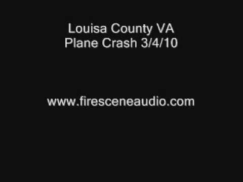 Louisa County VA Plane Crash 3/4/10