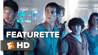 The Maze Runner - Recap (2015) - Dylan O'Brien Sci-Fi Movie HD
