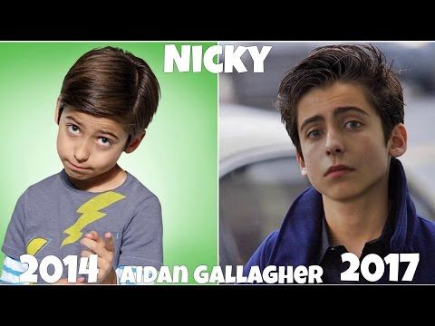 Nicky, Ricky, Dicky & Dawn Then And Now 2017