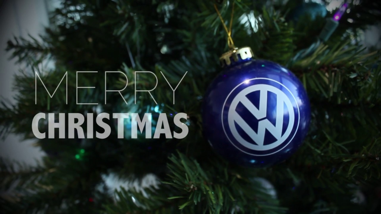 We Wish You A Merry Christmas Andy Mohr Volkswagen Car E Okie YouTube