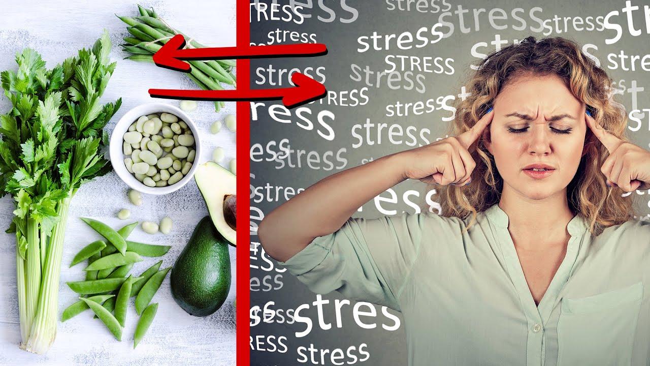 Das GEHEIMNIS, wie Ernährung deinen Stress beeinflusst ⚡ (Professor klärt auf)