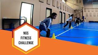 NGS Fitness Challenge | #Dubai30X30 2018