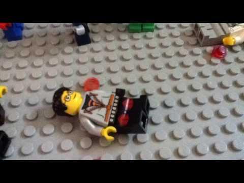 Lego Roblox Murder Mystery (Lego Animation)