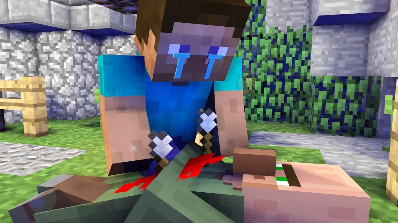 Steve Life Minecraft Animation Youtube