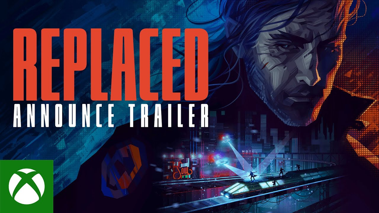 Download REPLACED   Announce Trailer