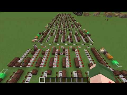 PewDiePie - Mine All Day - Minecraft Cover By NOTE BLOCKS Production!