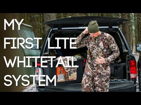 MY FIRST LITE WHITETAIL SYSTEM - #WiredToHuntWeekly 70