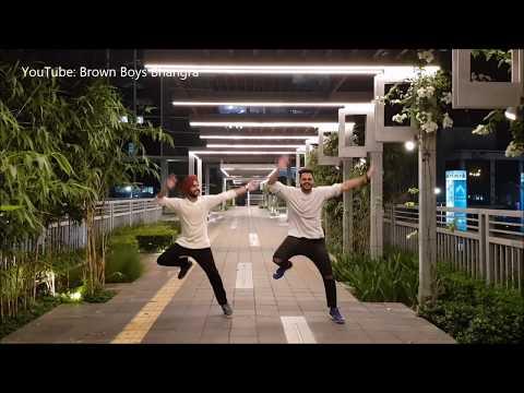Kangani    Rajvir Jawanda    Bhangra Performance    Brown Boys Bhangra   