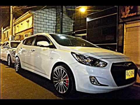 Extreme Tunning Hyundai Accent 2013 2014 I25 O Verna