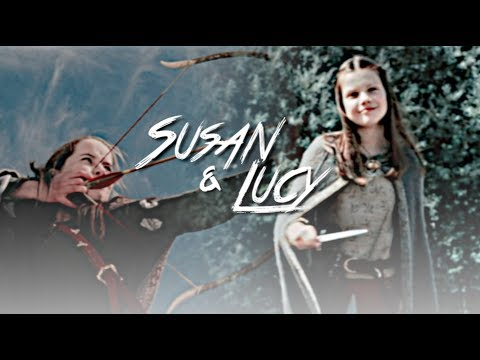 Narnia || Lucy / Susan