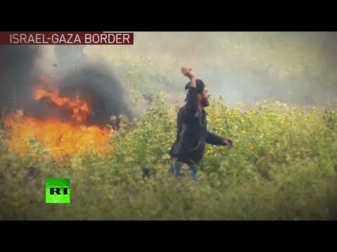 March of Return: Palestinians protest in Gaza (TIMELINE)