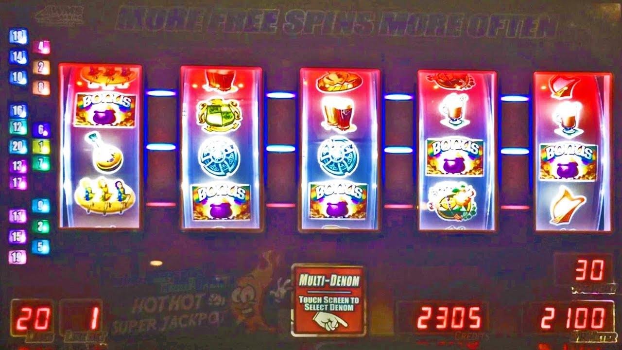 Classic slot machines